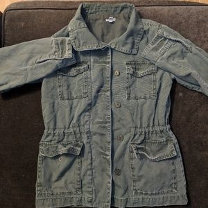 Urban Outfitters ecote utility jacket